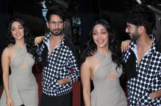 Shahid Kapoor and Kiara Advani Tease Their Kabir Singh Chemistry During Promos!