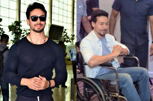 Tiger Shroff Speaks About Being On A Wheelchair For Another Week