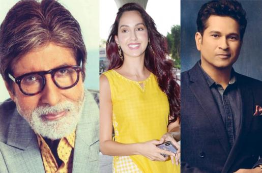 Ramadan Kareem: Amitabh Bachchan, Sachin Tendulkar, Nora Fatehi and Other Celebrities Shower Ramadan Wishes