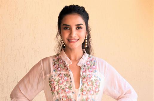 Patralekha Is an Elegant Beauty for Promotions