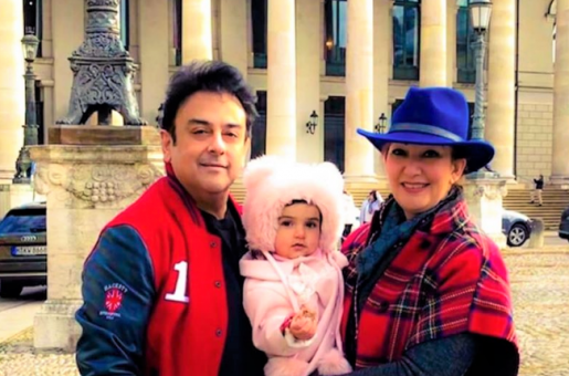 Adnan Sami Celebrated His Daughter's 2nd Birthday With a Heartfelt Post