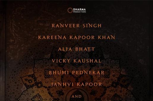 Karan Johar to Make Changes to Takht Script, post Kalank debacle?