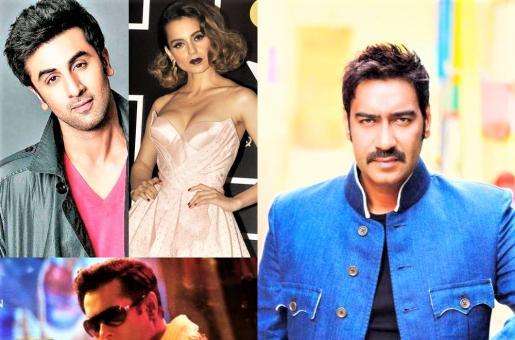Masala! Minute: Salman-Katrina's 'Bharat' May be the Biggest Box Office Hit, Ajay Devgn's Non-Kissing Policy and more!