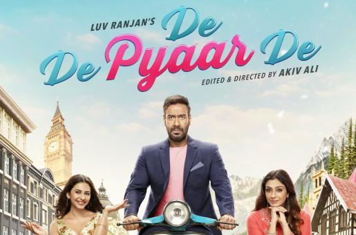 De De Pyaar De Box Office Collection: Ajay Devgn and Tabu's Film Crosses 64 Crores