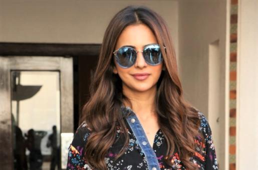 Rakul Preet Singh's Recent Look is All Things Casual Yet Stylish