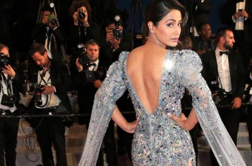 How Hina Khan Overshadowed Deepika Padukone and Others At Cannes Film Festival This Year