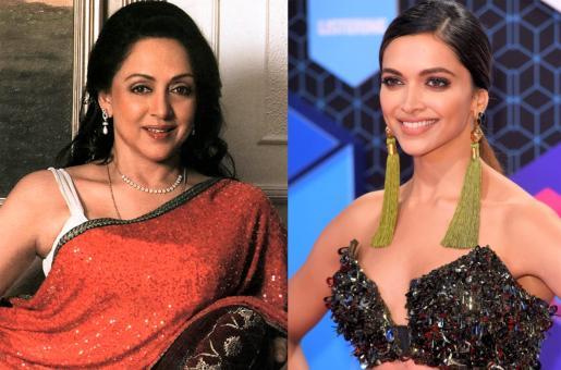 Here's Why Hema Malini Feels Deepika Padukone is Just Like Her