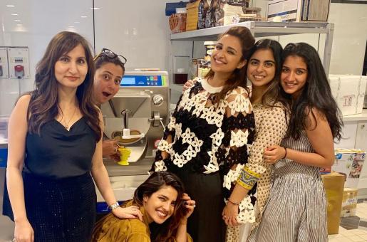 Isha Ambani and Radhika Merchant Are BFF Goals and Here's Proof