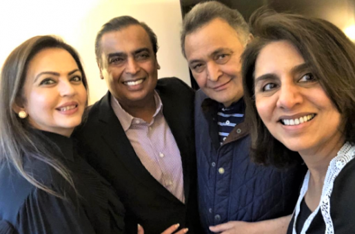 When the Ambanis and Kapoors Take Over New York!