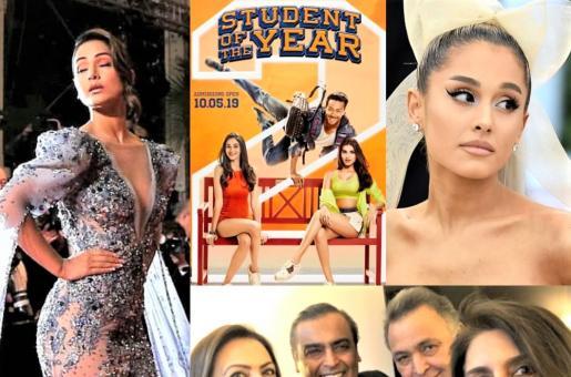 Masala! Minute: Hina Khan at Cannes 2019, Karan Johar's SOTY 2 Trolled and More Headlines