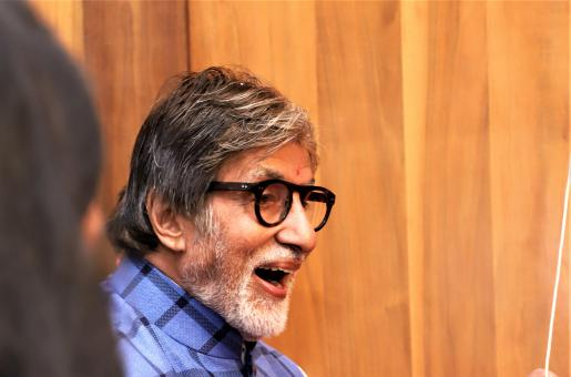 Bed Ridden Amitabh Bachchan Says His Body Is Giving Him The Sign To Slow Down