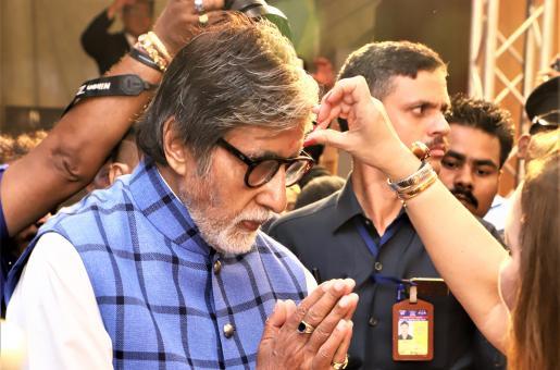 Amitabh Bachchan in Sharjah, UAE: Bollywood's Megastar to Visit the Country Soon