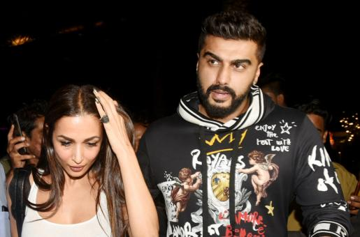 Arjun Kapoor and Malaika Arora spotted as NYC vacation comes to an end