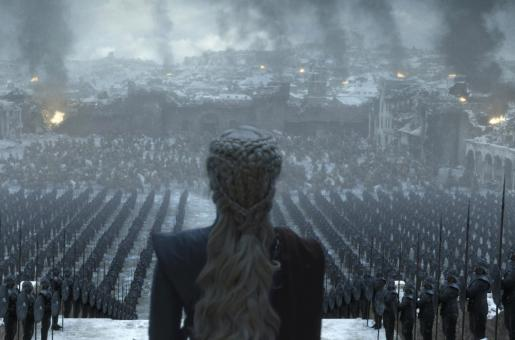 Game of Thrones Finale: Emilia Clarke Took Inspiration for Her Rally Speech from Hitler