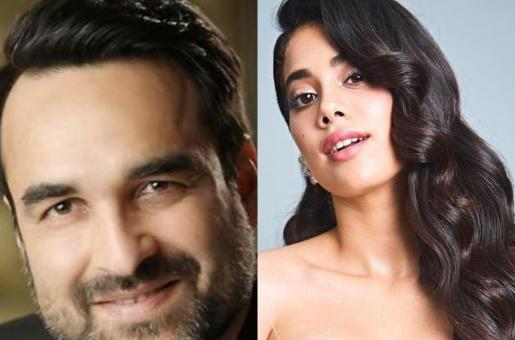 Janhvi Kapoor Compares Pankaj Tripathi to Ice-Cream!