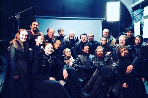 Game of Thrones Season End: Cast Pens Goodbye