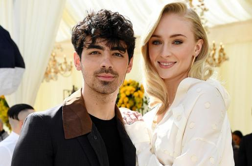 Joe Jonas Thanks Game of Thrones for Introducing Him to Sophie Turner