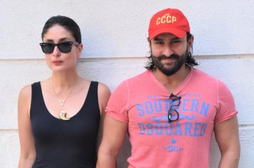 Kareena Kapoor Khan interviews Saif Ali Khan for her radio show's second season