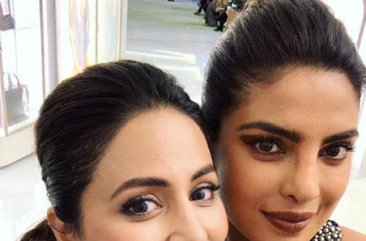 EXCLUSIVE: Hina Khan on Meeting Priyanka Chopra At Cannes 2019: 'I'm Surprised She Even Knew Me'