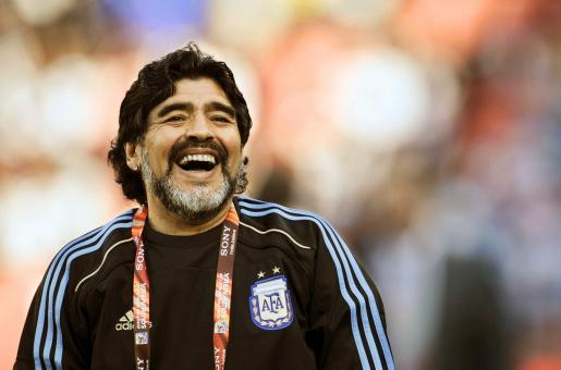 Maradona Urges Fans to Not Watch Movie Made On Him