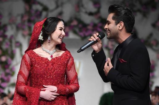 Hania Aamir and Asim Azhar's Cutest Couple Moments