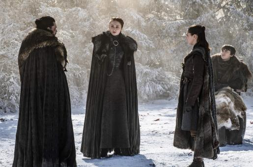 """Sophie Turner Says the Petition to Remake 'Game of Thrones' Season 8 is """"Disrespectful"""""""