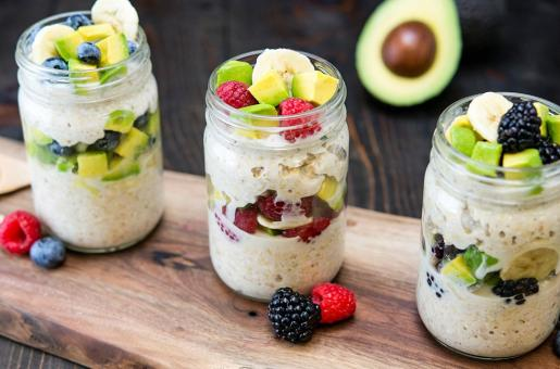 The Nutritional and Healthy Benefits of Having Overnight Oats in Suhoor