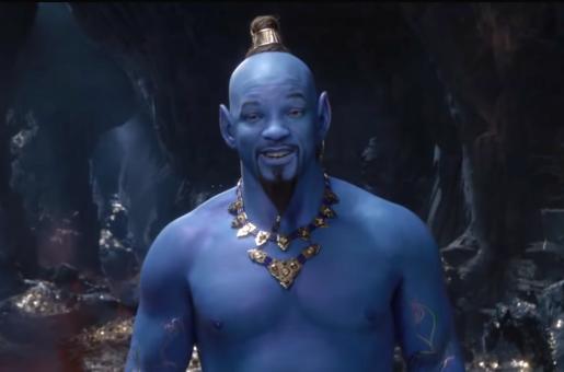 Will Smith's Aladdin Crew Backs His Performance as Genie