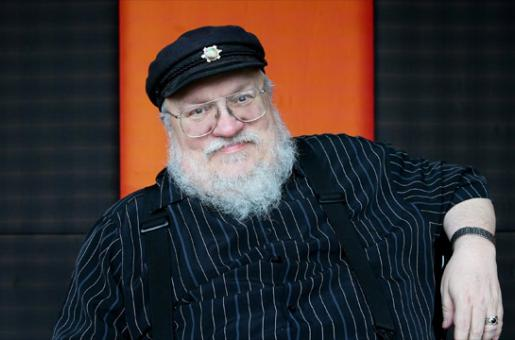 George R.R. Martin Reveals Date for Sixth 'A Song of Ice and Fire' Book