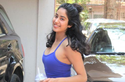 Janhvi Kapoor to Work with Sanjay Leela Bhansali Next?