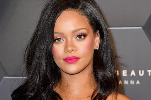 Rihanna's New Fashion Line Debuts In Paris