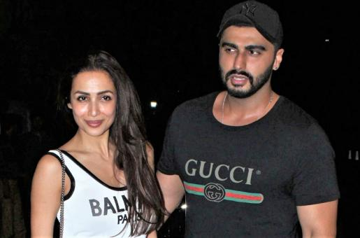 Malaika Arora and Arjun Kapoor Made Their Relationship Official at 'India's Most Wanted' Screening