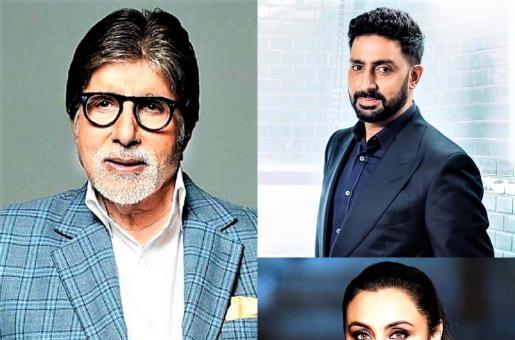 Amitabh Bachchan, Abhishek Bachchan and Rani Mukerji To Reunite For 'Bunty Aur Babli' Sequel?