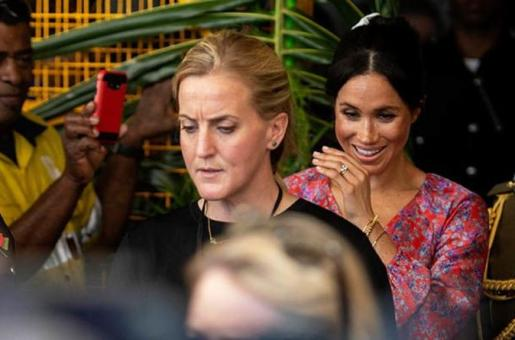 Meghan Markle Faces Another Staff Resignation