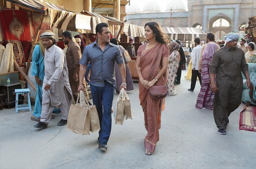 Salman Khan, Katrina's 'Bharat' Growing Strong on Day 8