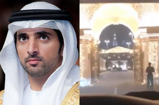 Sheikh Hamdan Wedding: Palace Lit Up for the Celebrations, Date And Venue Announced