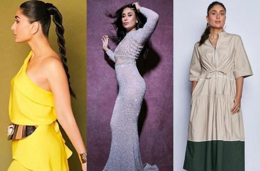 Kareena Kapoor Khan's Top Three Looks That Prove She is an Ultimate Star