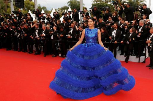 Dubai Girl At Cannes