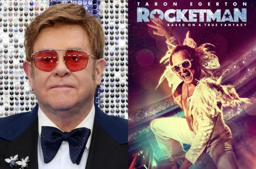 Elton John Upset at Russia Cutting Scenes from Rocketman