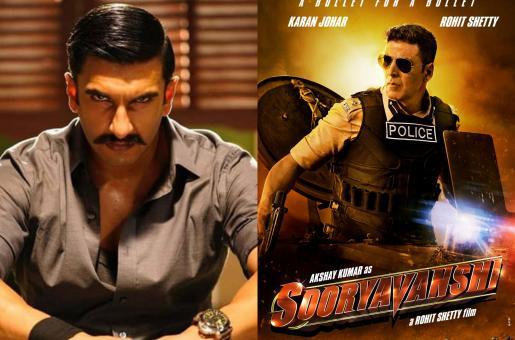 Wow, Ranveer Singh May Join Akshay Kumar in Rohit Shetty's Sooryavanshi!