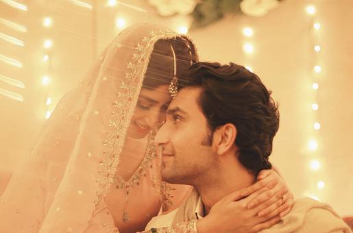Sajal Ali and Ahad Raza Mir are Engaged!