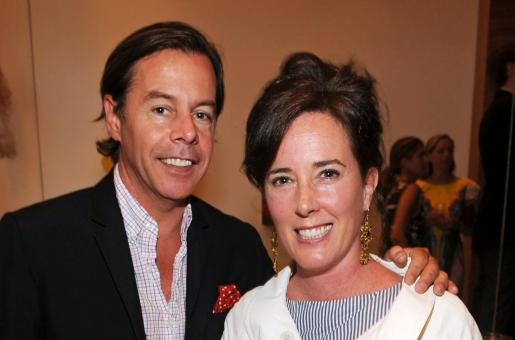 Kate Spade's Husband Pens a Touching Tribute