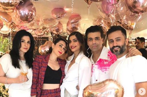 Sonam Kapoor Birthday Bash: Here's how Social Media Reacted