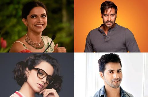 Deepika Padukone vs. Ajay Devgn, Kangana vs. Varun Dhawan! Actresses versus Actors: Upcoming Film Clashes