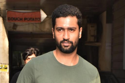 Vicky Kaushal is Dapper as Ever After Dance Class