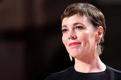 Olivia Colman Honoured For 'The Crown'