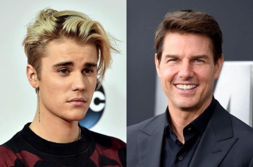 Justin Bieber vs. Tom Cruise!
