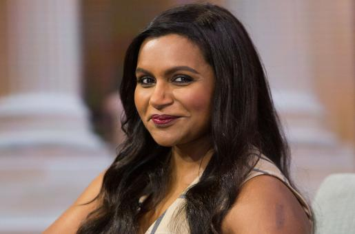 Mindy Kaling is Opening Doors for Women of Colour in Hollywood