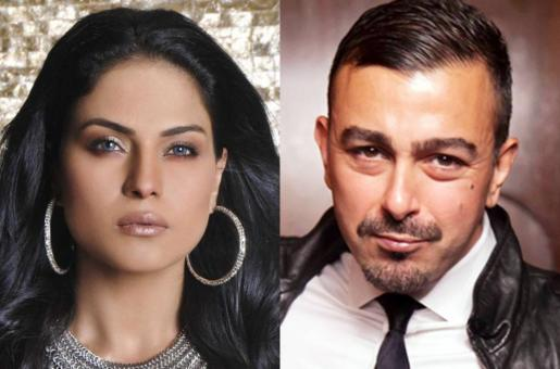 Veena Malik and Shaan Shahid Announce a Voluntary Pay Cut In Upcoming Budget