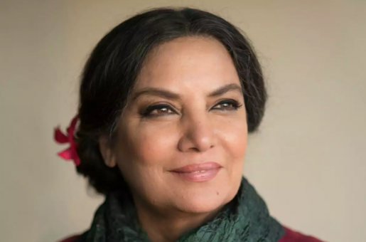 Shabana Azmi Sees Gender Equality As The Road To Progress